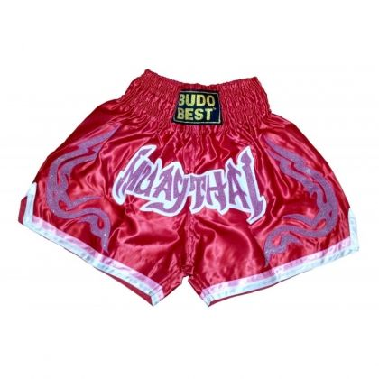 SHORT MUAY THAI RED DRAGON