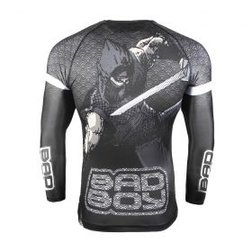 Rashguard Bad Boy Shadow Assassin cu maneca lunga